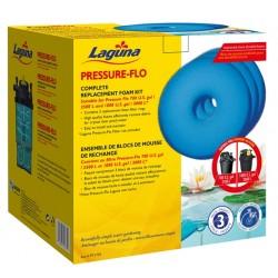 Esponjas para Pressure Flo LAGUNA - 3000 3Pc