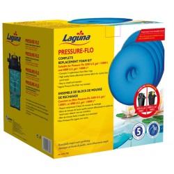 Esponjas para Pressure Flo LAGUNA - 14000 5Pc