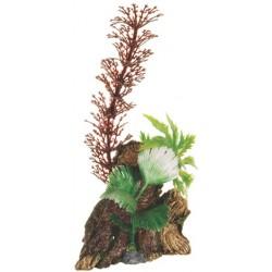 Ornamento Deco Wood  con Plantas MARINA - Pequeño