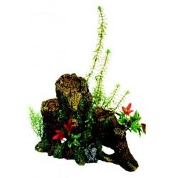 Ornamento Deco Wood  con Plantas MARINA - Extra-Grande