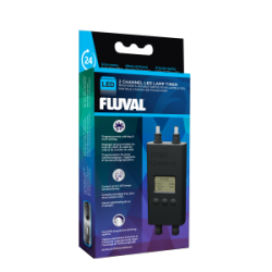 Temporizador Digital 2 Canales para Led FLUVAL