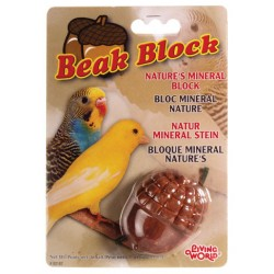 Bloque Mineral para Pájaros LIVING WORLD - Bellota