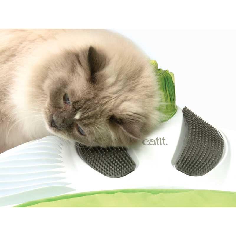 masajeador para gatos wellness center catit senses 2 0. Black Bedroom Furniture Sets. Home Design Ideas