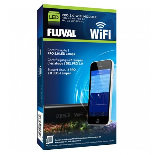TEMPORIZADOR WIFI PANTALLAS LED  FLUVAL