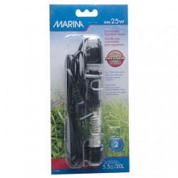 Calentador Sumergible Pre-set Marina - 25w Mini