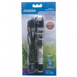 Calentador Sumergible Pre-set Marina - 50w Mini