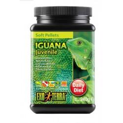 Comida para Iguana EXO TERRA - Juvenil 260g