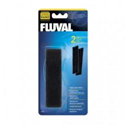 Filtro Interno Fluval Nano - Foamex Fino 2Pc