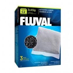Cargas Filtrantes para Filtro Mochila Fluval C - Carbón C2