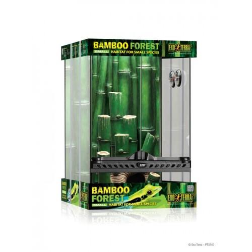 Kit Terrario Bamboo EXOTERRRA
