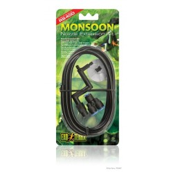 Accesorios Monsoon EXOTERRA - Kit Boquilla