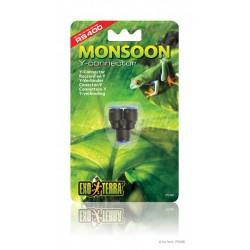 Accesorios Monsoon EXOTERRA - Conexión Y