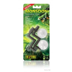Accesorios Monsoon EXOTERRA - Boquillas 2Pc