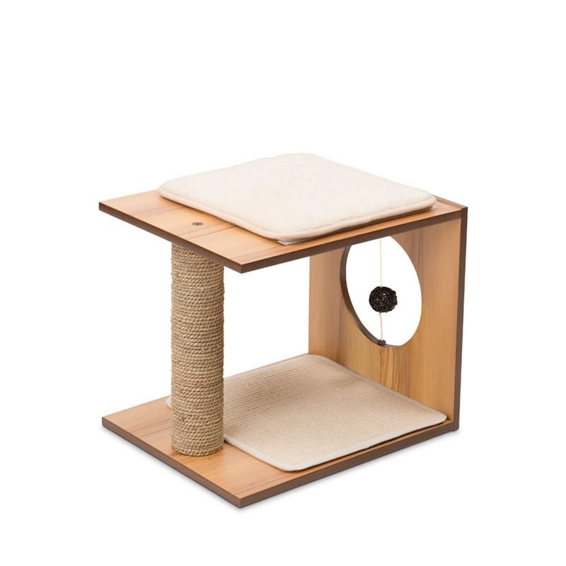 Mueble rascador para gatos v stool vesper for Muebles para gatos ikea
