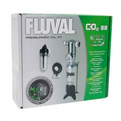 Kit de CO2 Presurizado Fluval - Grande 88g