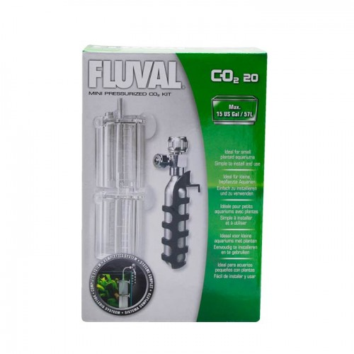 CO2 PRESURIZADO FLUVAL
