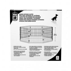 Parque Dogit Playpen 8 Paneles - Peq. 60x60cm