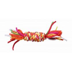 Pawise Mordedor Trenzado Multicolor  - Hueso Enrollado 28cm