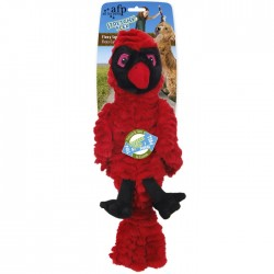 All For Paws Peluche Stretchy Flex - Cardinal Flexy Squeak 40cm