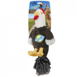 All For Paws Peluche Stretchy Flex - Pollo Flexy Squeak 38cm