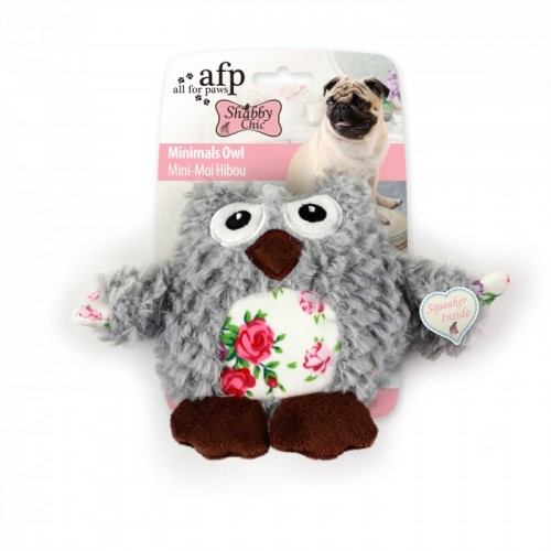 Peluches Shabby Chi Con Mordedor All For Paws