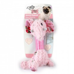 All For Paws Peluches Shabby Chic Dentales  - Anistick Elefante 25cm