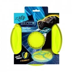 All For Paws Juguete K-Nite iluminados - Frisbee Iluminado 22,5cm