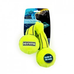 All For Paws Juguetes K-Nite Glowing Fluorescente - Tug´N´Sling Brillante 39cm