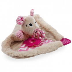 AFP Mantas para perros Little Buddy - Mantita Cerdito 38x34cm