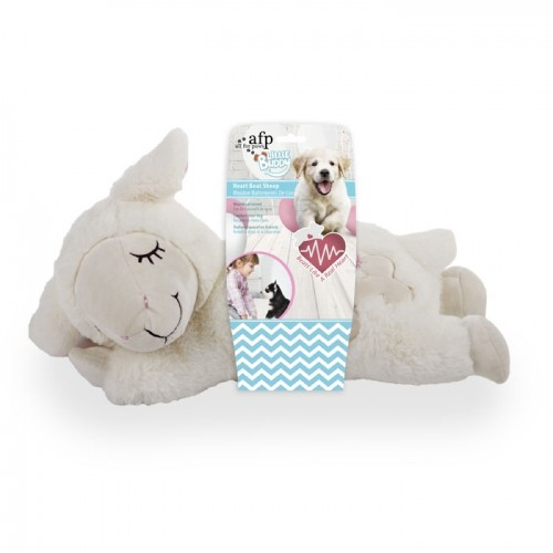 All For Paws Oveja de Peluche Heart Beat