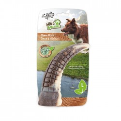 All For Paws Juguete Cuernos Wild & Nature - Cuerno Chew L 16cm