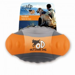 All For Paws Pelotas Out Door Dog - Rugby Naranja24cm