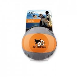 All For Paws Pelotas Out Door Dog - Pelota de Bolsillo Naranja 6,6cm