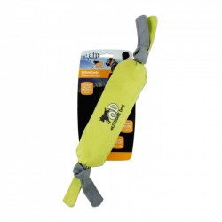 All For Paws Juguetes Tela Balistica - Ballistic Candy Squeaker - Naranja/Verde 50cm
