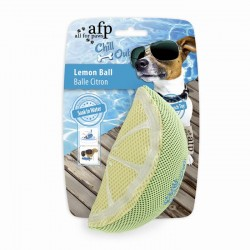 All For Paws Juguetes Hidratantes Chill Out - Gajo de Limón 15cm