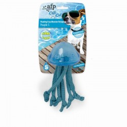 All For Paws Juguete Flotante y Refrescantes Chill Out - Monstruo Flotante Medusa S 8cm