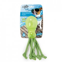 All For Paws Juguete Flotante y Refrescantes Chill Out - Monstruo Flotante Pulpo S 6cm