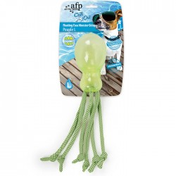 All For Paws Juguete Flotante y Refrescantes Chill Out - Monstruo Pulpo L 7cm