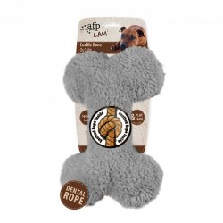 All For Paws Peluches Cuddle LAM Dog - Hueso 23cm