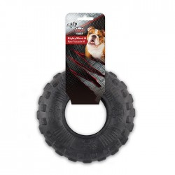 All For Paws Juguete Mighty Rex Super Resistente  - Rueda M