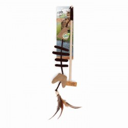 All For Paws Varitas Wild & Nature Para Gatos  - Cuero 73cm