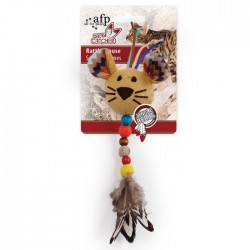 All For Paws Juguetes Dreams Catcher Con Catnip  - Rattle Ratón 22cm