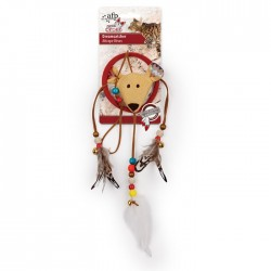 All For Paws Juguetes Dreams Catcher Con Catnip  - Atrapasueños 28cm