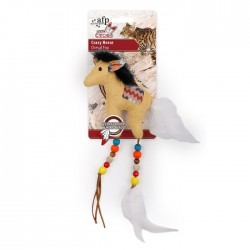 All For Paws Juguetes Dreams Catcher Con Catnip  - Crazy Caballo21cm