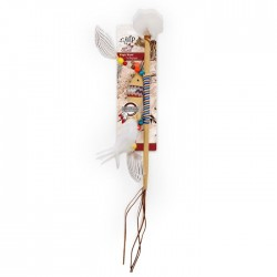 All For Paws Varitas Dreams Catcher Con Catnip  - Magic 38cm