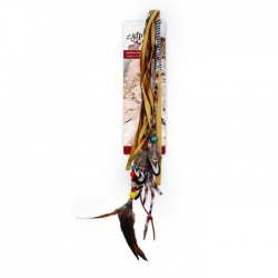 All For Paws Varitas Dreams Catcher Con Catnip  - Tormenta Plumas 38cm