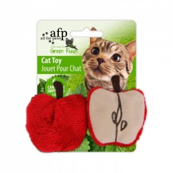 All For Paws Juguetes Para Gatos Green Rush Catnip  - Jugoso - Manzana/Sandía/Limón 6cm