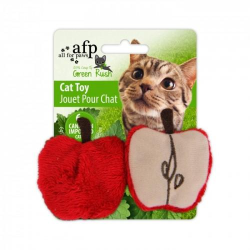 All For Paws Juguetes Para Gatos Green Rush Catnip