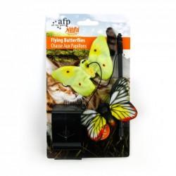 All FOR PAWS Animales de peluche NATURAL INSTINCTS - Mariposas Voladoras 18,5cm