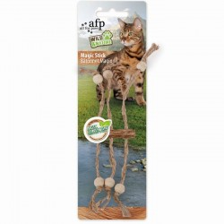 All For Paws Juguetes Wild & Nature Para Gatos  - Magic Stick 30cm